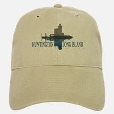 Huntington - Long Island New York. Baseball Baseball Cap
