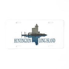 Huntington - Long Island Ne Aluminum License Plate