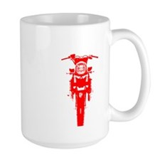 motocycle Road Bike Honda Kawasaki Mugs