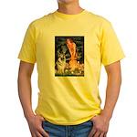 Fairies / G-Shep Yellow T-Shirt