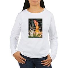 Fairies / G-Shep Women's Long Sleeve T-Shirt