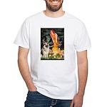 Fairies / G-Shep White T-Shirt