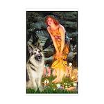 Fairies / G-Shep Sticker (Rectangle)
