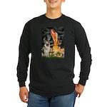 Fairies / G-Shep Long Sleeve Dark T-Shirt