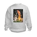Fairies / G-Shep Kids Sweatshirt