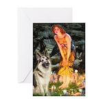 Fairies / G-Shep Greeting Card