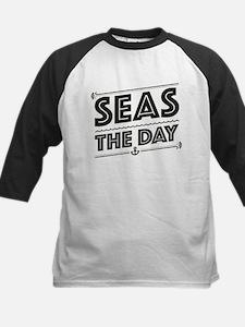 Seas The Day Baseball Jersey