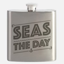 Seas The Day Flask