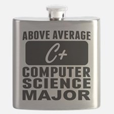 Above Average Computer Science Major Flask
