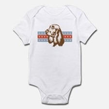 Field Spaniel Infant Bodysuit