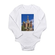 Saint Basil's Cathedral Russian Orthodox Body Suit