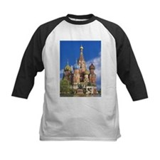 Saint Basil's Cathedral Russian Or Baseball Jersey