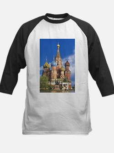 Saint Basil's Cathedral Russian Or Baseball Jersey