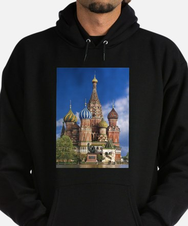 Saint Basil's Cathedral Russian Orth Hoodie (dark)