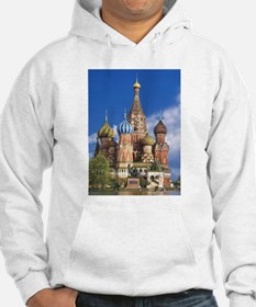 Saint Basil's Cathedral Russian Hoodie
