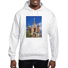 Saint Basil's Cathedral Russian Hoodie Sweatshirt