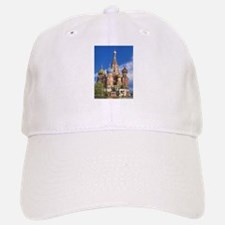 Saint Basil's Cathedral Russian Orthodox Churc Baseball Baseball Cap
