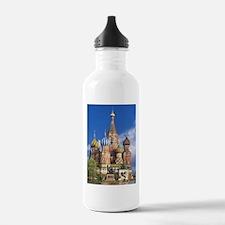 Saint Basil's Cathedra Sports Water Bottle