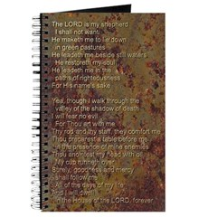 Psalm 23 - Rust Journal