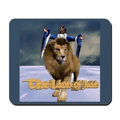 Lion of Judah - Mousepad
