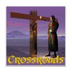 Crossroads - Tile Coaster