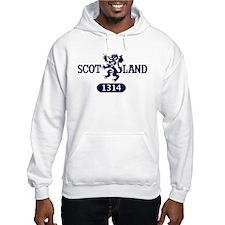 'Scotland - 1314' Hoodie