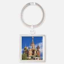 Saint Basil's Cathedral Russian Orthodox Keychains