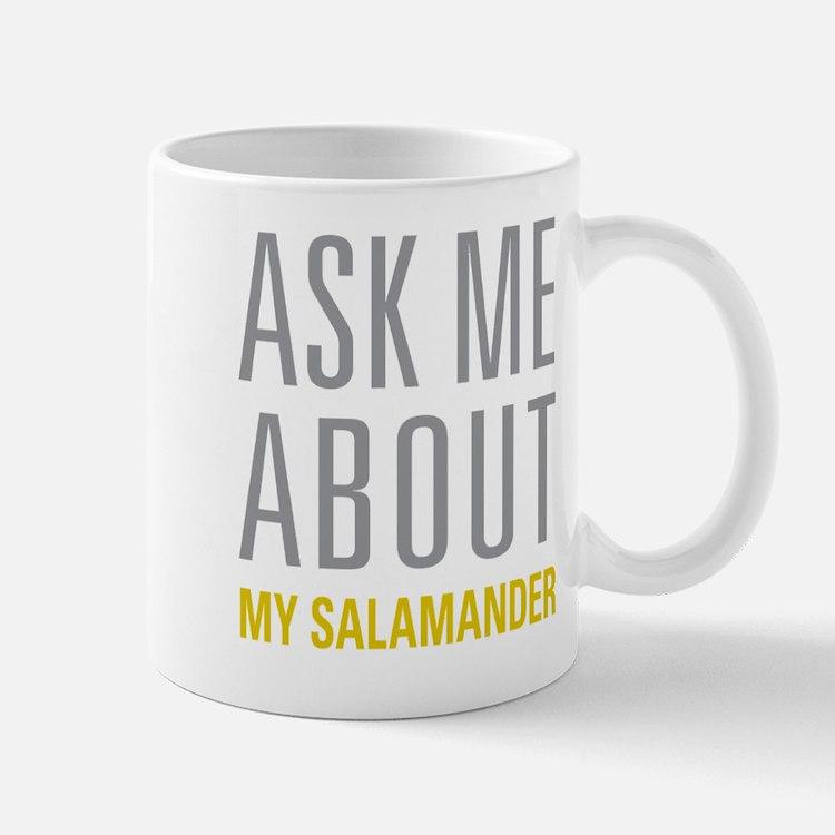 My Salamander Mugs