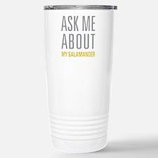 My Salamander Stainless Steel Travel Mug
