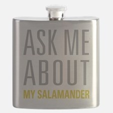 My Salamander Flask