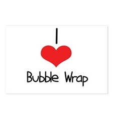 Bubble Wrap Postcards (Package of 8)