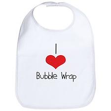 Bubble Wrap Bib