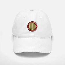 Lieutenant fire department symbol Baseball Baseball Cap