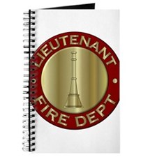 Lieutenant fire department symbol Journal