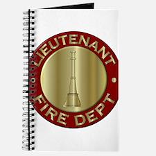 Lieutenant fire department symbol Journal