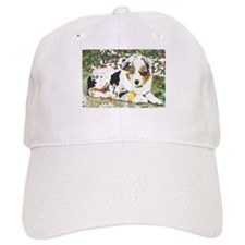 Brodie the Puppy Baseball Baseball Cap