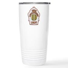 Fire department Lieuten Travel Mug