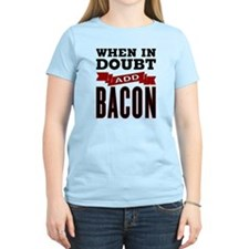 Add Bacon T-Shirt