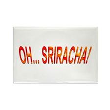 Oh... Sriracha! Magnets