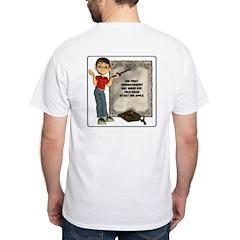 Dennis Quotes(1st Commandment) - Shirt