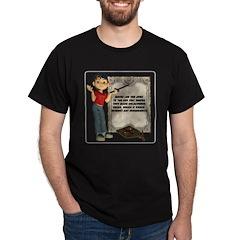 Dennis Quotes - T-Shirt