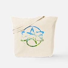 Springtime Atheist Tote Bag