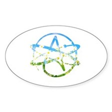 Springtime Atheist Decal
