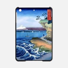 Cliff Bluff View Mt Fuji, iPad Mini Case