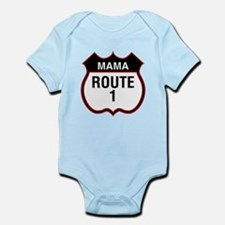 Mama Route 1 Body Suit