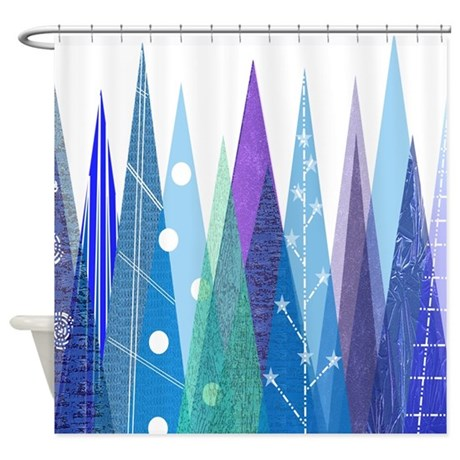 Whimsical Tree Art Shower Curtain By Admin Cp11157433