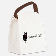 Unique Sammy Canvas Lunch Bag