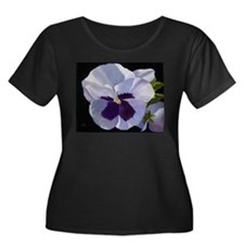 Pansy Plus Size T-Shirt