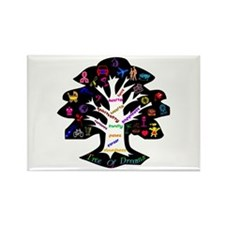 Tree of Dreams Magnets