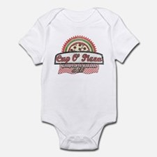 Cup O'Pizza Infant Bodysuit